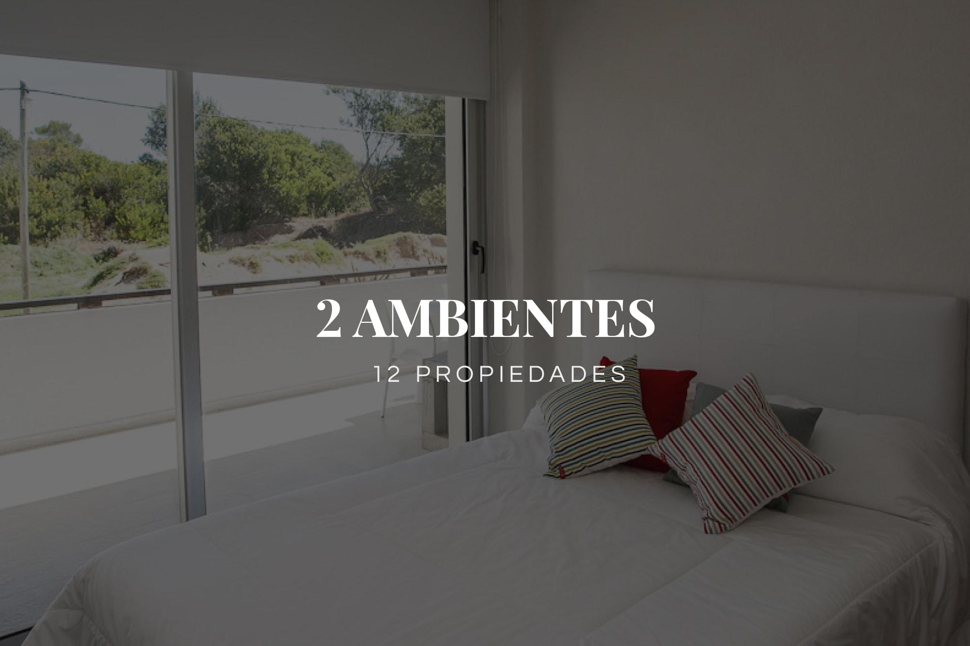 2 ambientes