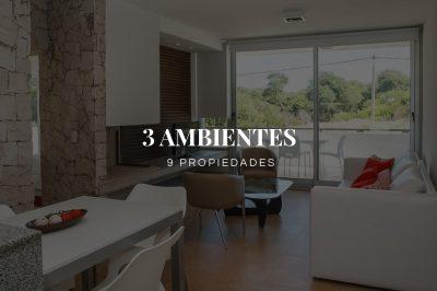 3 ambientes